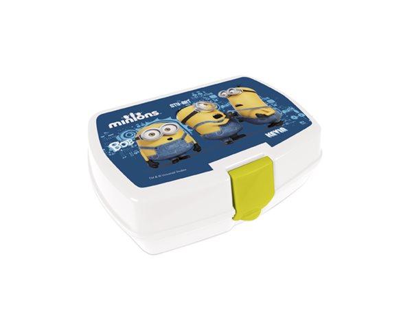 Karton PP Box na svačinu - Mimoni