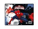 Karton PP Desky na číslice - Spiderman
