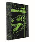 Karton PP Desky na sešity s boxem A5 - Dinosaurus