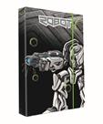 Karton PP Desky na sešity s boxem A4 - Robot 2017