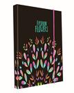 Desky na sešity s boxem A4 - Fashion Flowers
