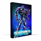 Karton PP Desky na sešity s boxem A5 - Transformers 2017