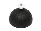 Karton PP Láhev na pití FRESH náhradní víčko - černé