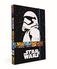 Karton PP Desky na sešity s boxem A4 - Star Wars 2
