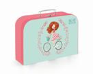 Dětský kufřík lamino 34 cm - Lolla