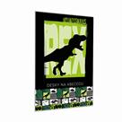 Desky na abecedu - T-Rex 2018