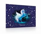 Karton PP Podložka na stůl - Unicorn/Jednorožec