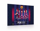 Podložka na stůl 60x40 cm - FC Barcelona