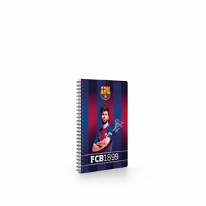 Kroužkový blok A5 - FC Barcelona