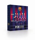 Pákový pořadač A4 7 cm lamino - FC Barcelona