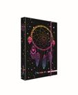 Desky na sešity s boxem A4 JUMBO - Romantic Nature Lapač snů