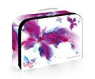 Dětský kufřík lamino 34 cm - Romantic Nature Motýl