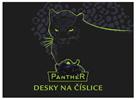 Desky na číslice - Panter