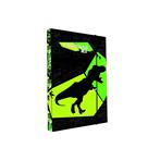 Desky na sešity s boxem A5 - T-Rex 2019
