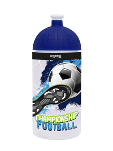 Láhev na pití 500 ml - Fotbal