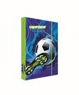Desky na sešity s boxem A4 Jumbo - Fotbal