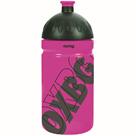 Láhev na pití 500 ml Black Line - Pink