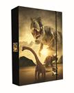 Desky na sešity s boxem A5 Jumbo - Dinosaur World