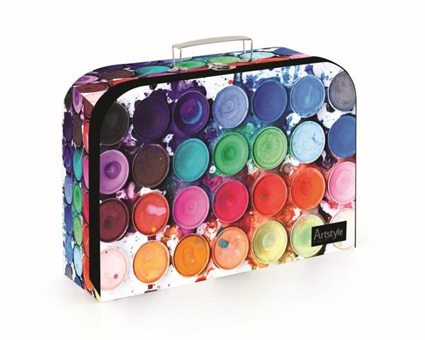 Dětský kufřík lamino 34 cm - Barvy