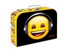Dětský kufřík lamino 34 cm - Emoji