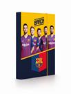 Desky na sešity s boxem A5 - FC Barcelona 2019