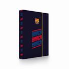 Desky na sešity s boxem A4 Jumbo - FC Barcelona 2019