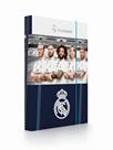 Desky na sešity s boxem A4 - Real Madrid 2019