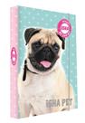 Desky na sešity s boxem A4 - ISHA My love Pet