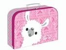 Dětský kufřík lamino 34 cm - Lama