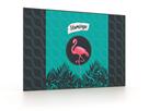 Podložka na stůl 60 × 40 cm - Flamingo