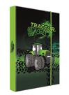 Desky na sešity s boxem A5 - Traktor