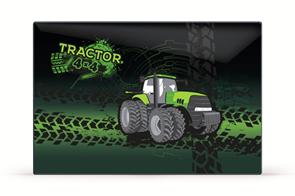 Podložka na stůl 60 × 40 cm - Traktor