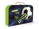 Dětský kufřík lamino 34 cm- Fotbal 2020