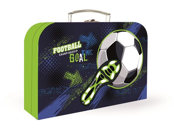 Dětský kufřík lamino 34 cm - Fotbal 2020