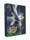Desky na sešity s boxem A5 Jumbo - Fotbal 2020