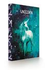 Desky na sešity s boxem A4 - Unicorn/Jednorožec 2020