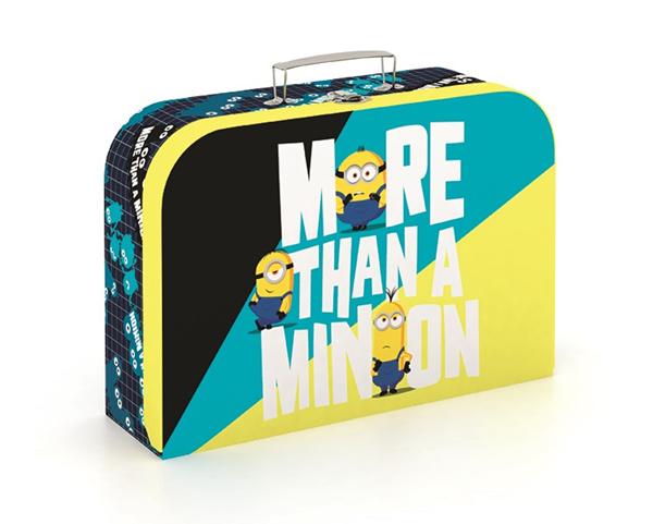 Dětský kufřík lamino 34 cm - Mimoni 2