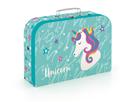 Dětský kufřík lamino 25 cm - Unicorn iconic