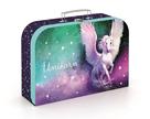 Dětský kufřík lamino 34 cm - Unicorn 2/Jednorožec 2020