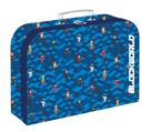Dětský kufřík lamino 34 cm - Block world