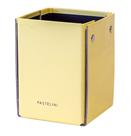 Kelímek na tužky lamino PASTELINI - žlutý