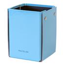 Kelímek na tužky lamino PASTELINI - modrý