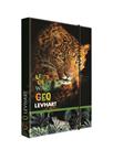 Desky na sešity s boxem A4 Jumbo - Geo WILD levhart