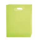 Box na sešity A4 PP s uchem - zelený