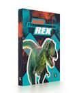 Desky na sešity s boxem A4 Jumbo - Dino Tyrannosaurus Rex