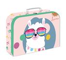 Dětský kufřík lamino 34 cm - Lama 2021