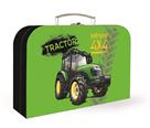 Dětský kufřík lamino 34 cm - Traktor 2021