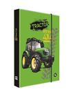 Desky na sešity s boxem A4 - Traktor 2021