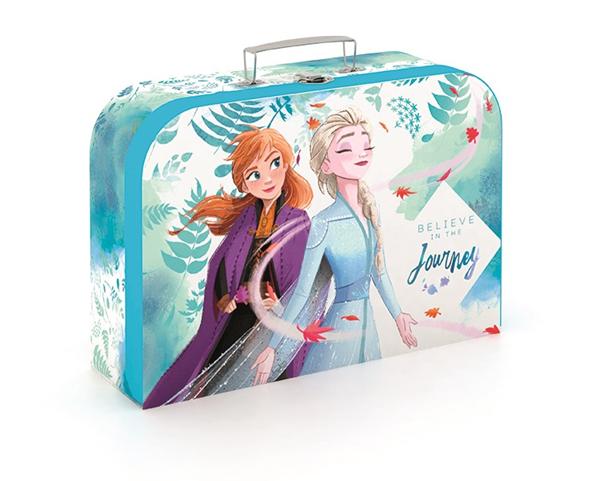 Dětský kufřík lamino 34 cm - Frozen 2/Ledové království 2 2021