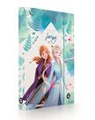 Desky na sešity s boxem A4 - Frozen 2/Ledové království 2 2021